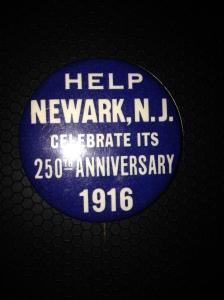 1916 Anniversary Button