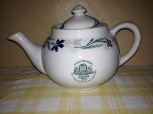 Canton Restaurant Teapot