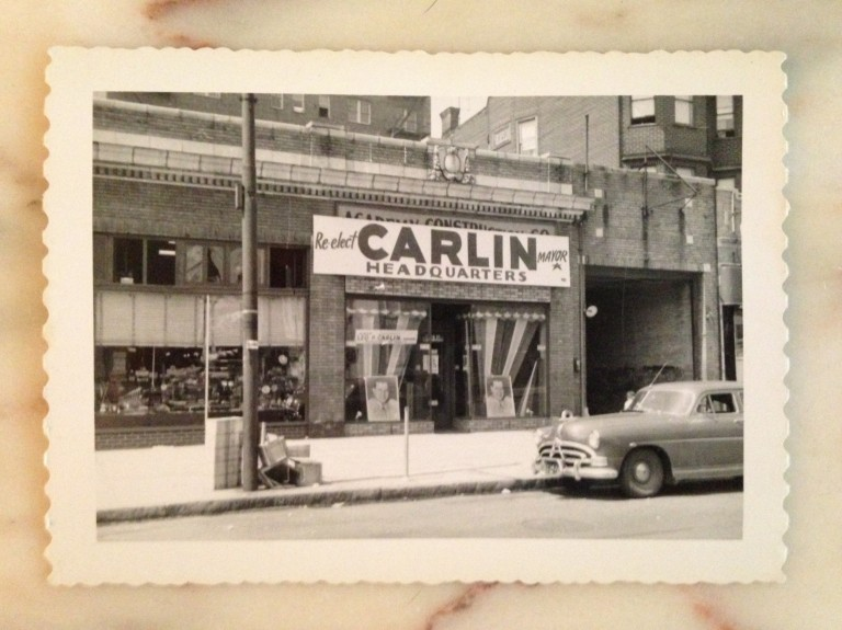 Carlin Re-election Headquarters