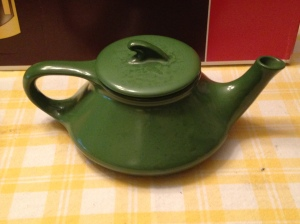 Clifton Pottery Teapot