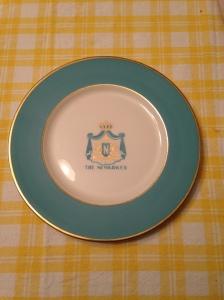 Newarker Plate