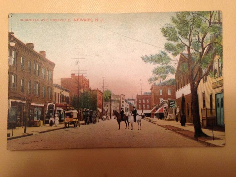 roseville avenue