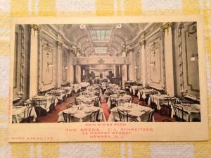 The Arena Restaurant