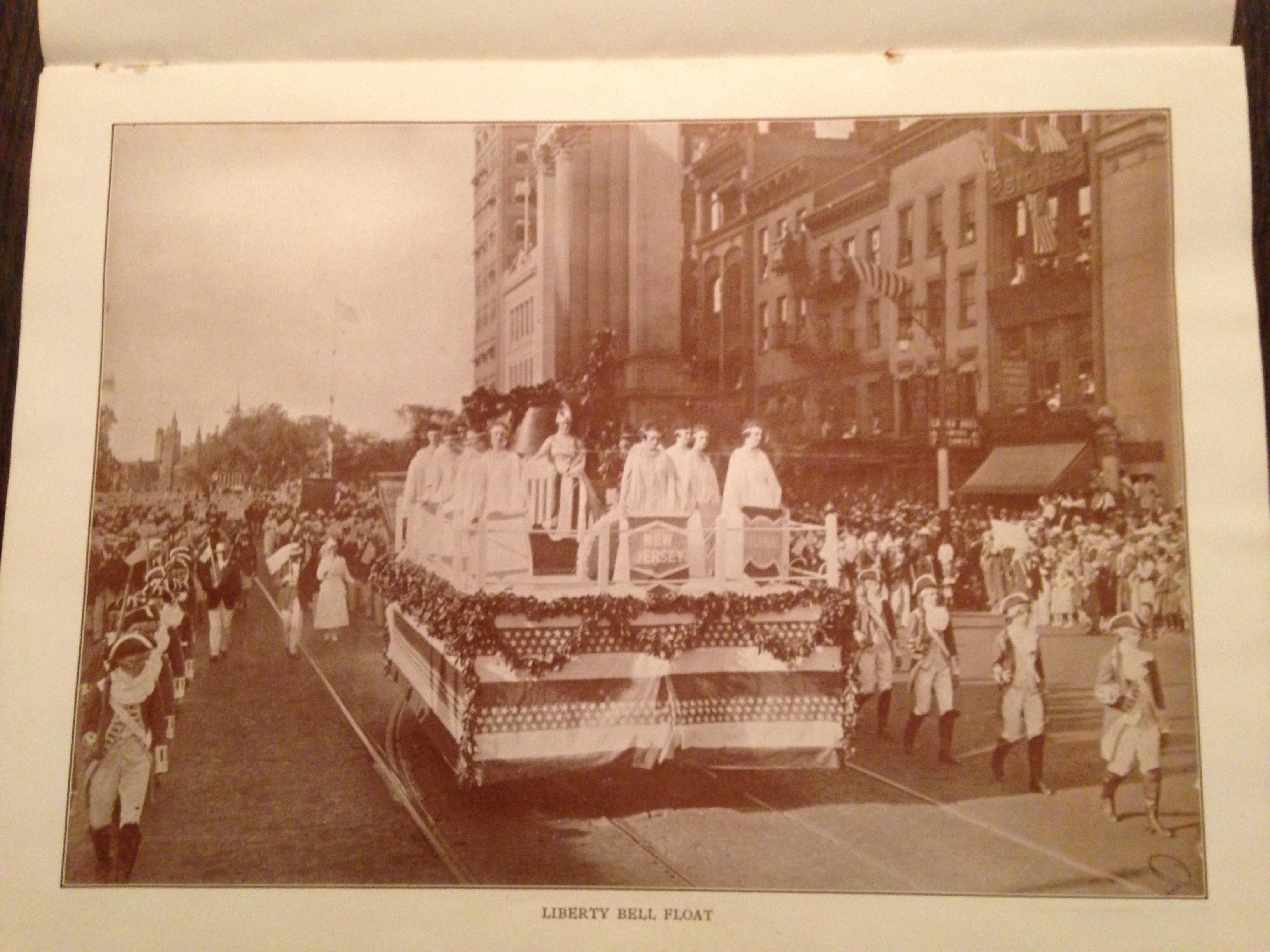 W.S.S.(War Savings Societies) Parade-June 15, 1918 – Newark\'s Attic