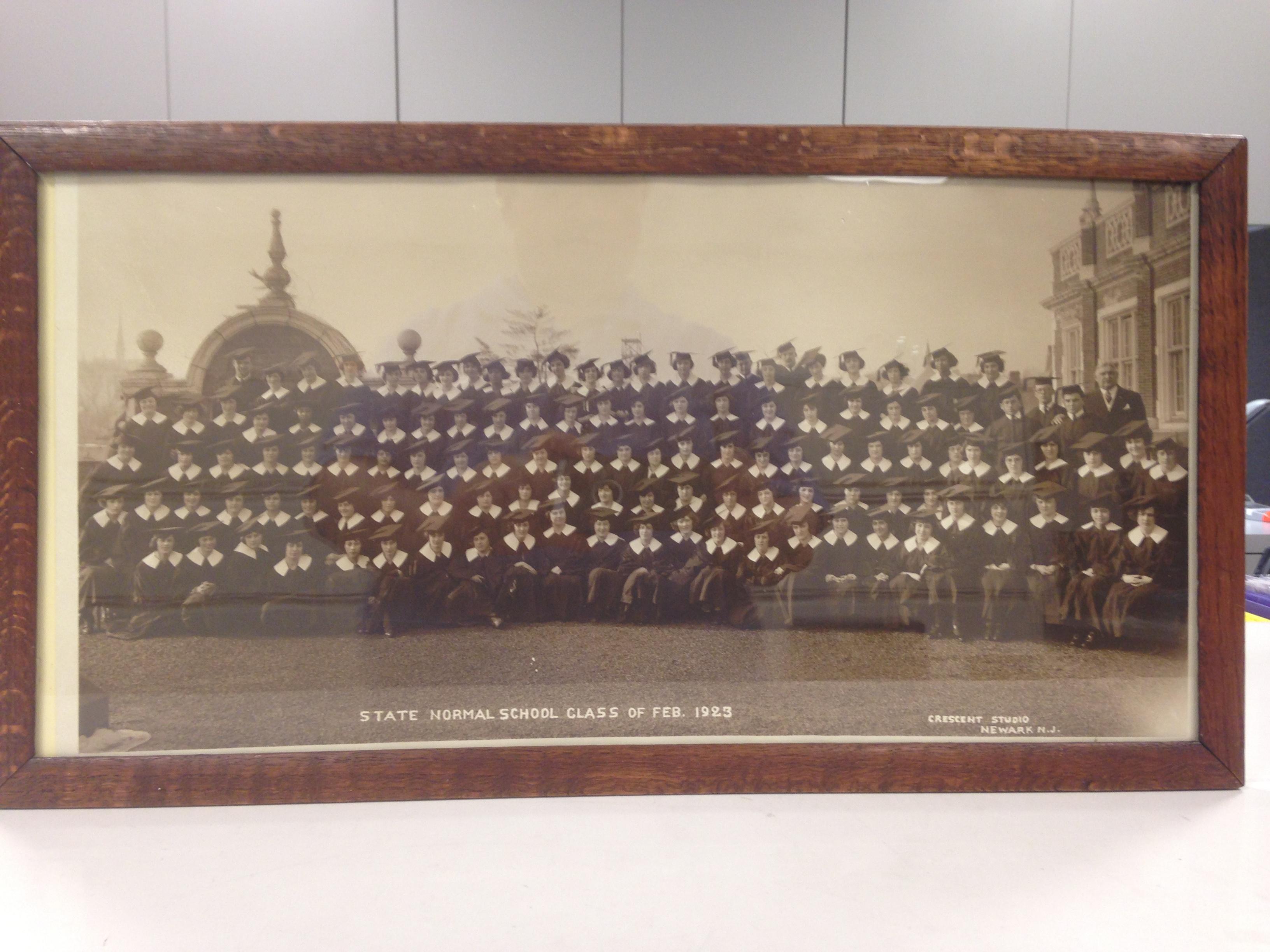 Newark Normal School now known as Kean University 1855- Present