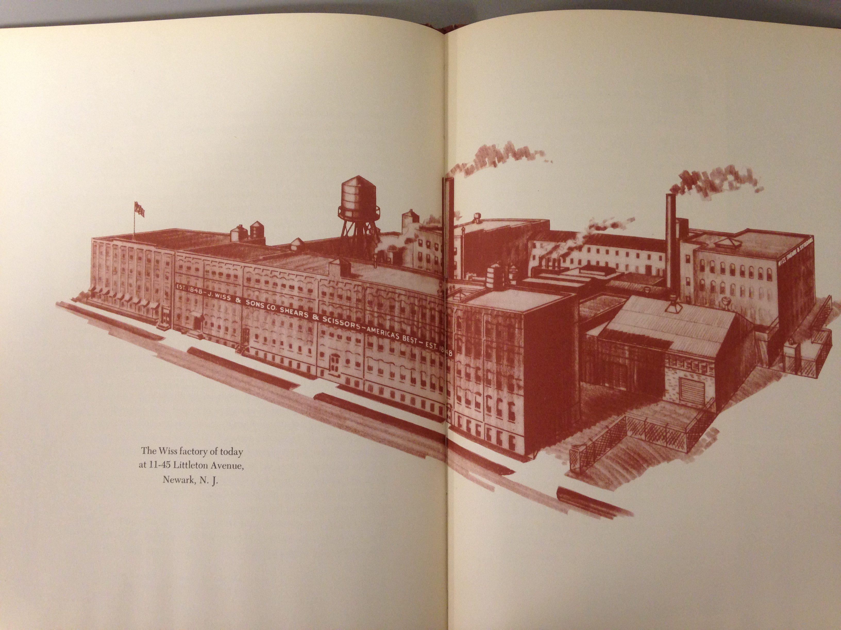 J. Wiss & Sons 1848-1976 – Newark\'s Attic