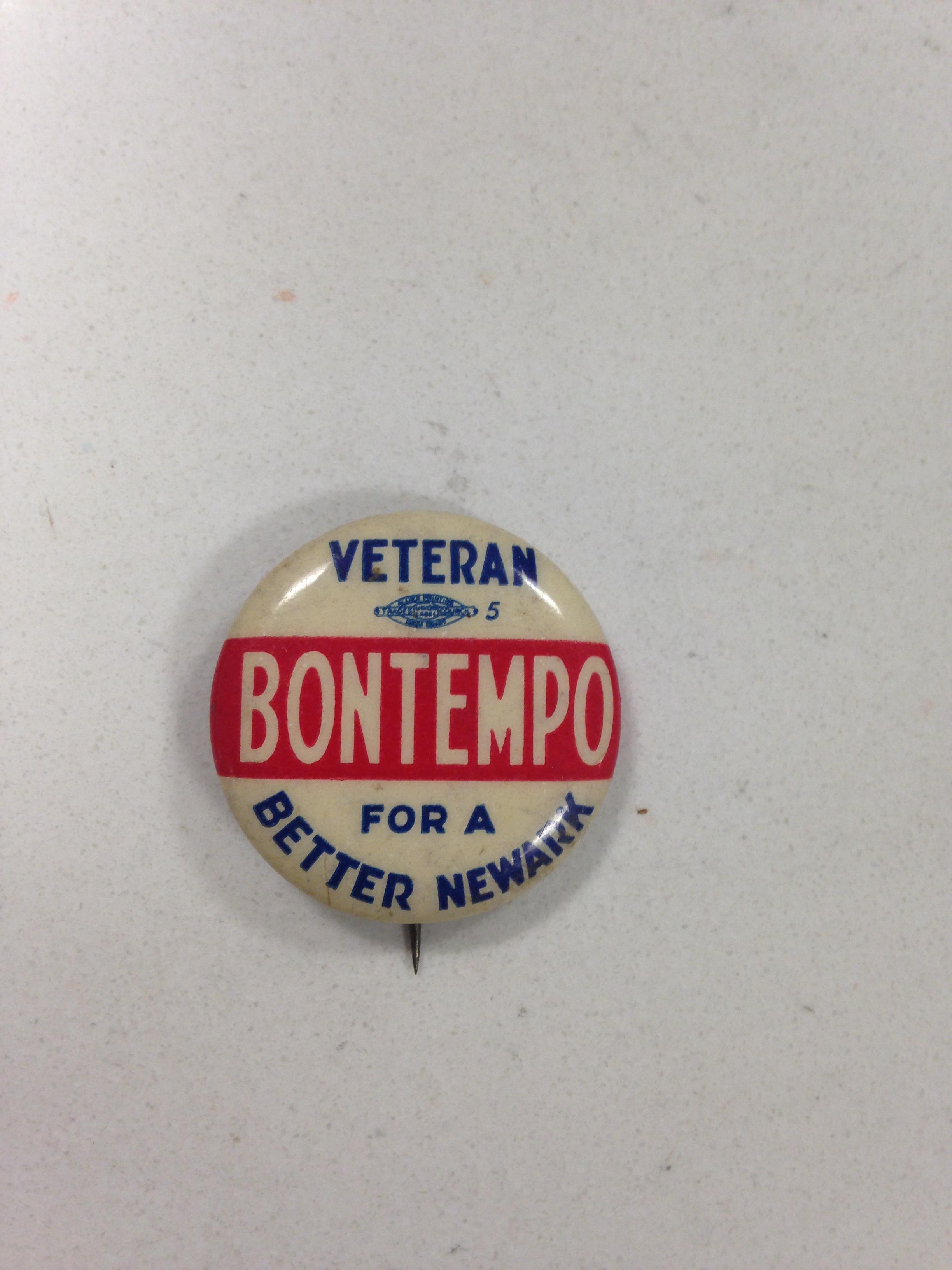 Salvatore A Bontempo Newark Politician Newark S Attic